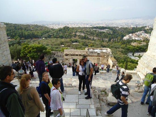 Temple of Athena Nike : Umbral I
