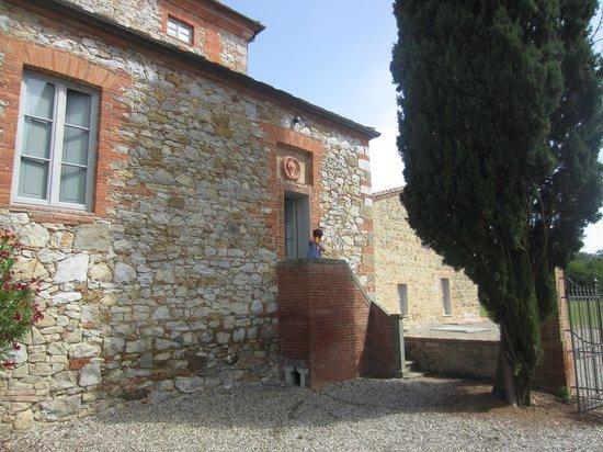 Borgo Scopeto Relais : Chambre