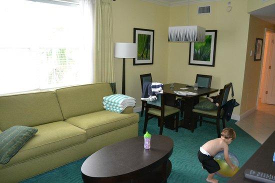 Atlantis - Harborside Resort: Standard room