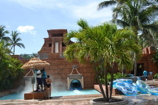 Atlantis - Harborside Resort: Royal Towers, Water Slides