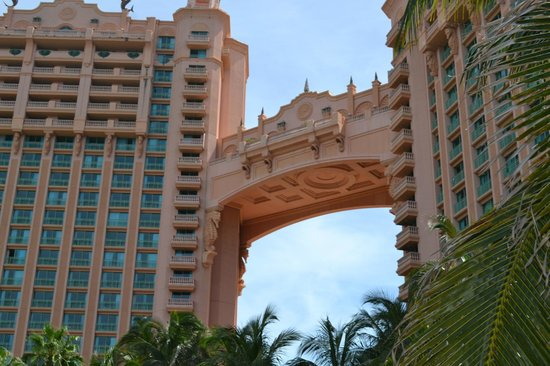 Atlantis - Harborside Resort: Royal Towers