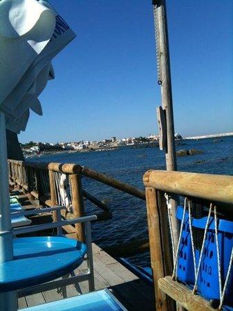 La Rotonda Sul Mare: la terrazza di Amerigo