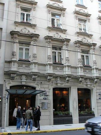Hotel Bel Air: Fachada do hotel