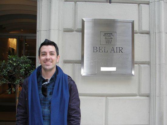 Hotel Bel Air: Entrada do hotel