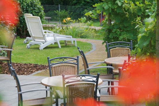 Parkhotel Sonnenberg Eltville: Garten