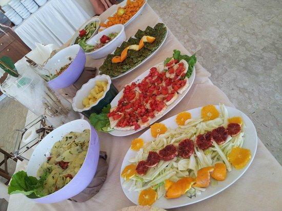 Ambasciatori Hotel: Il nostro buffet