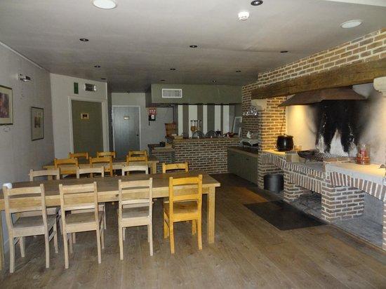 De Steenhove: Sala Pequeno almoço