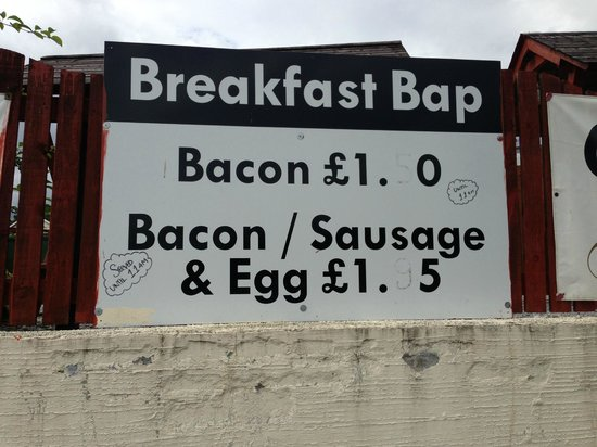 Spean Bridge Hotel Restaurant: Not what it seems