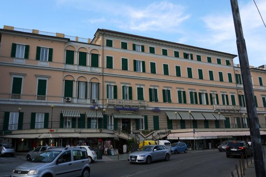 Hotel Méditerranée - Foto di Grand Hotel Mediterranee, Genova ...