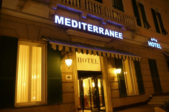 Grand Hotel Mediterranee: Hotel Méditerranée