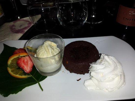 U Livanti : fondant chocolat