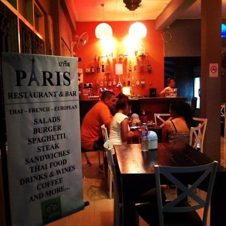 Paris - Restaurant & Bar: Paris - Restaurant et Bar