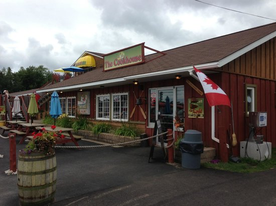Voyageur Cookhouse: The Cookhouse Restaurant