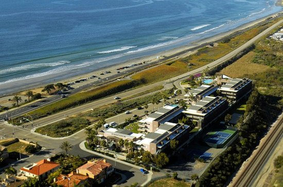 Aerial View Of The Carlsbad Seapointe Resort Picture Of Carlsbad Seapointe Resort Tripadvisor