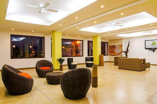 Balandra Hotel: Lobby