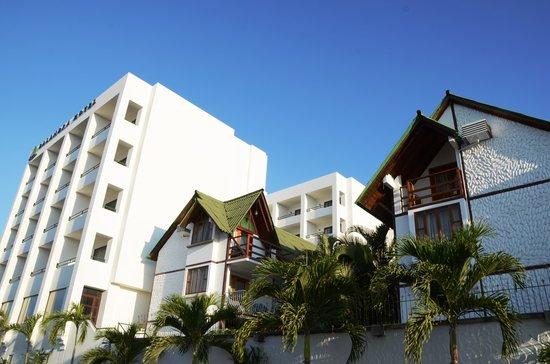 Balandra Hotel : Frente