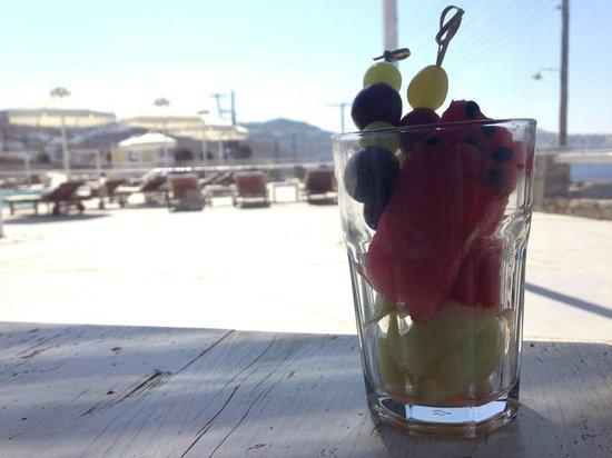 Rocabella Mykonos Art Hotel & SPA: Afternoon delights