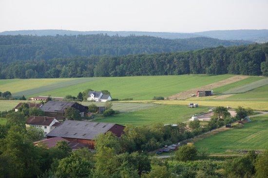 Burghotel Schöne Aussicht: View