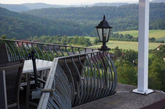 Burghotel Schöne Aussicht: Another beautiful view