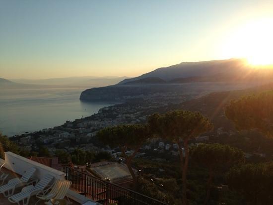 Hotel Villa Fiorita: vista dalla camera