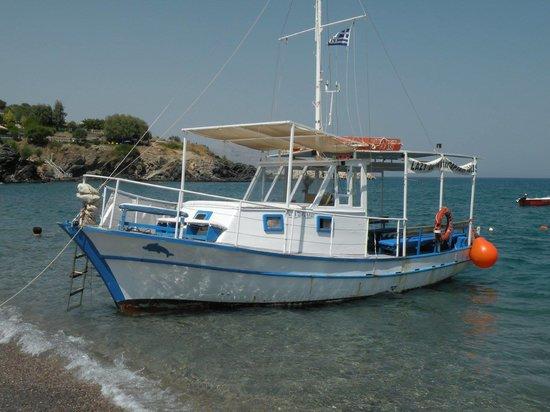 Captain Vasilis Boat Tour