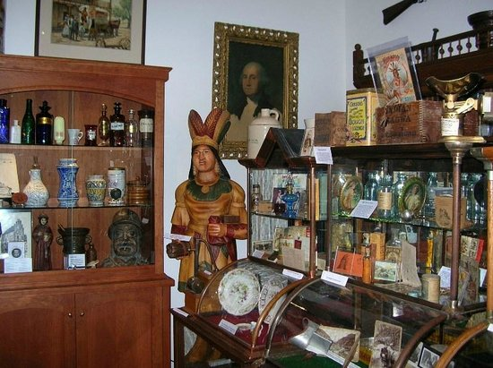 Ouray Alchemist Museum: Extensive Collections from Europe and from Locals