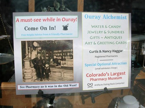 Ouray Alchemist Museum: About Museum