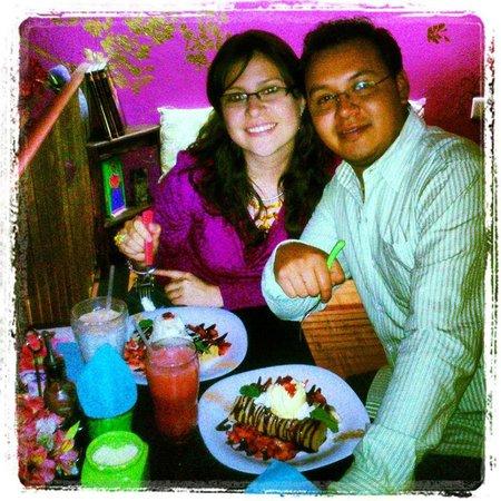 LA TERTULIA SAN CRIS: Disfrutando en pareja