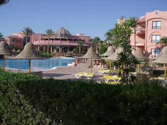 Park Inn by Radisson Sharm El Sheikh Resort: Looking towards the restaurant
