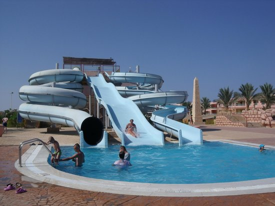 Park Inn by Radisson Sharm El Sheikh Resort: Aqua park