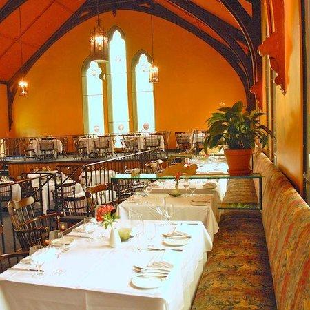 The Church Restaurant Stratford Menu Prices Reviews Tripadvisor