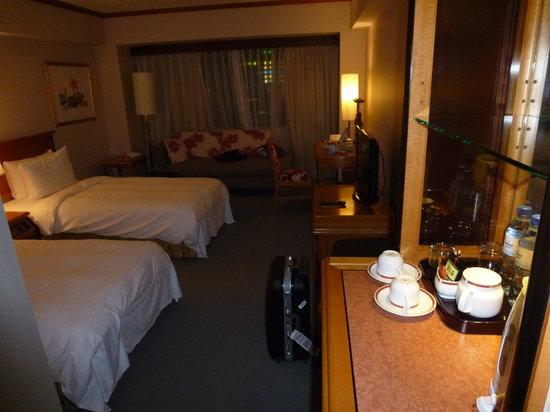 Howard Plaza Hotel Kaohsiung: zimmer howard 29.stock
