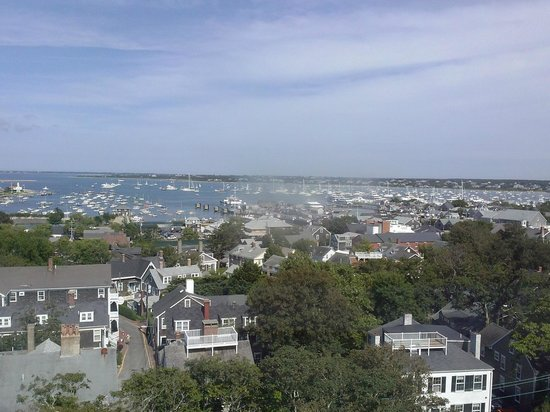 White Elephant: View from Congregational Church, Nantucket