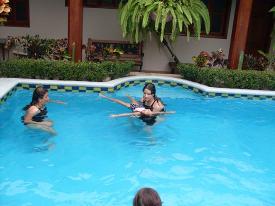 Hotel La Mar Dulce: La piscina