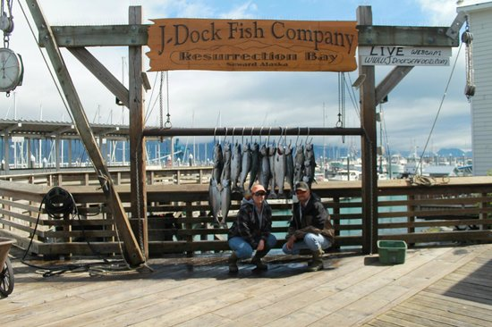 Alaska Saltwater Charters: A wonderful adventure.
