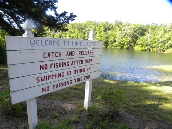 Cape May KOA: A great local fishing spot within the resort