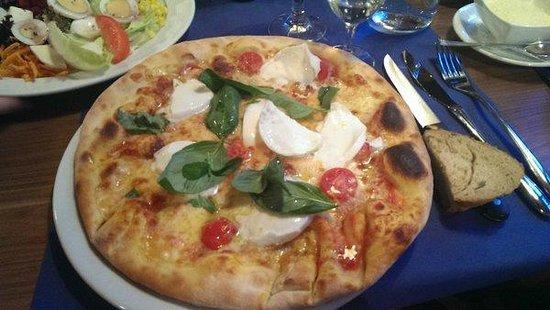 Sternen Da Guido: pizza