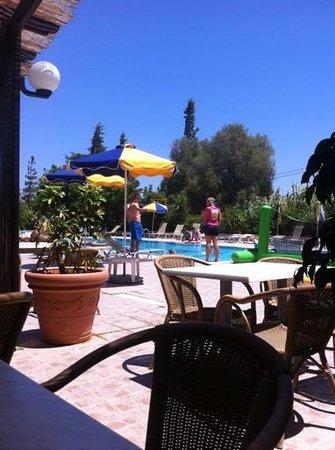 Millenium Studios: best hotel in faliraki