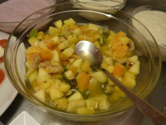 Hotel an der Oper Düsseldorf : A fruta a fermentar