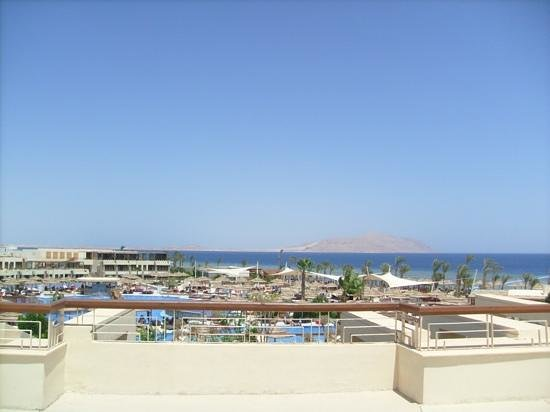 Coral Sea Sensatori - Sharm El Sheikh: The view from are room 2412