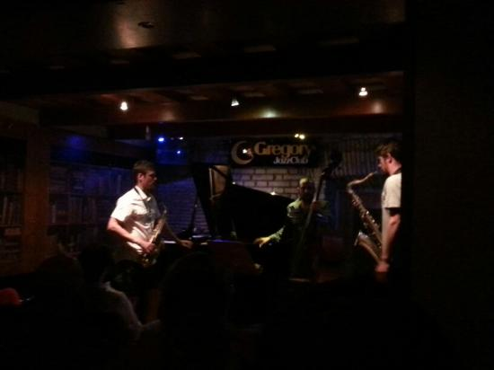 Photo of Gregory's Jazz Club taken with TripAdvisor City Guides
