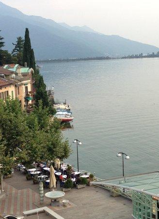 La terrazza sul lago. - Foto di Ristorante Pizzeria Monello ...
