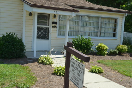 Mount Airy, Caroline du Nord : Andy's Childhood Home