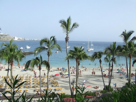 best place to stay on gran canaria