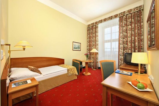 Grandhotel Brno: Single Room