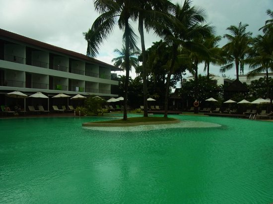 Patong Beach Hotel: プール