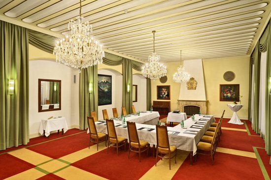 Grandhotel Brno: French Lounge
