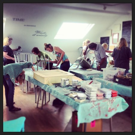 DIY Shabby Chic-Day Classes