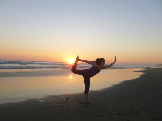 Present Moment Retreat: Beautiful sunset
