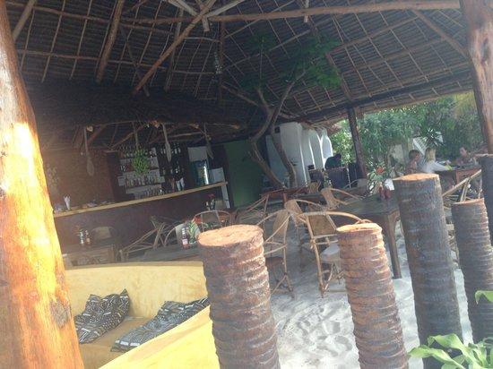 Kilima Kidogo Guesthouse : Restaurant